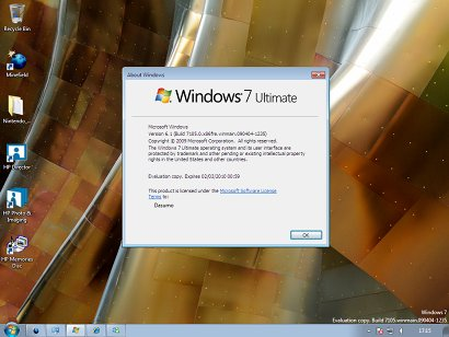 Windows 7 7105