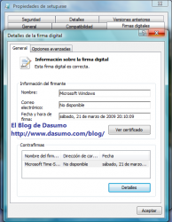 Windows 7 7068 Firma